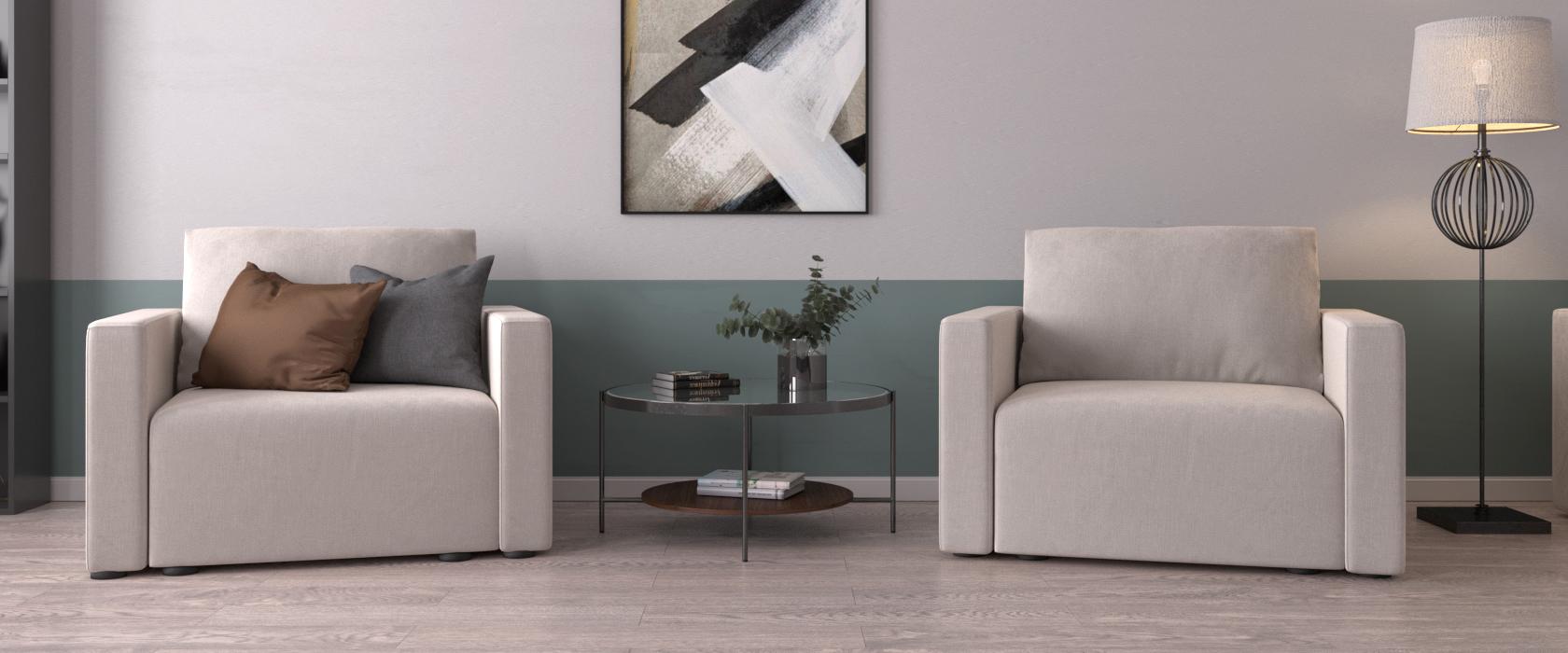 Кресло Greta - Фото 1 - Pufetto