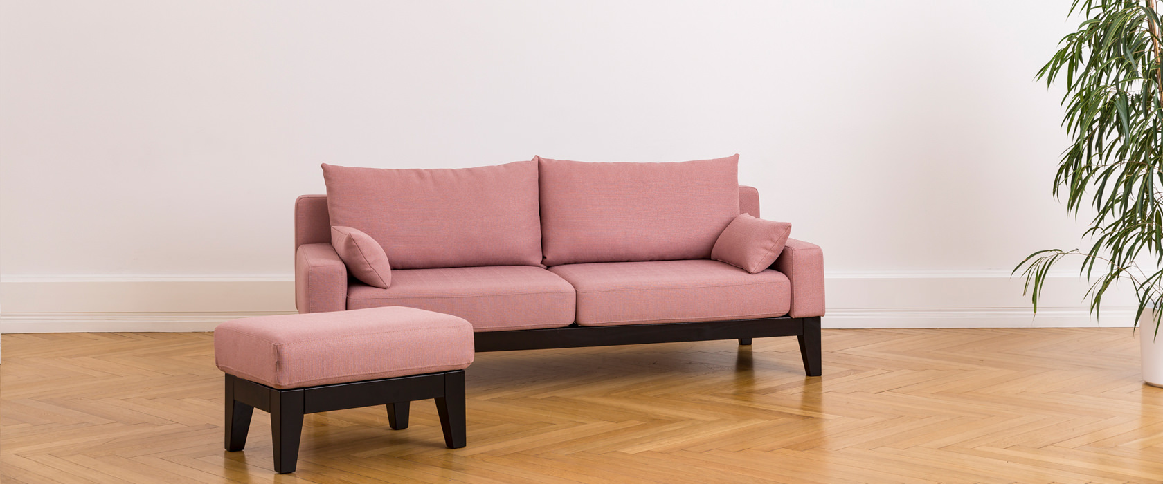 Двомісний диван Antonio - Фото 2 - Pufetto