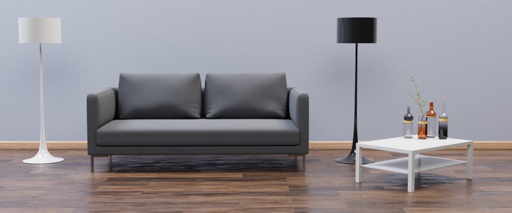 Двомісний диван Augusto - Фото 2 - Pufetto