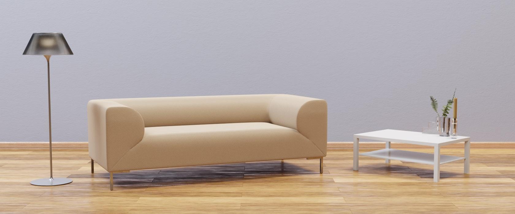 Двухместный диван Fernando - Фото 2 - Pufetto