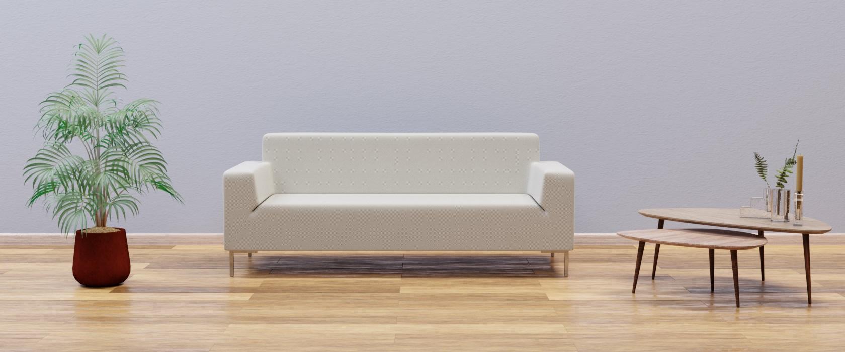 Двухместный диван Livorno Classic - Фото 2 - Pufetto