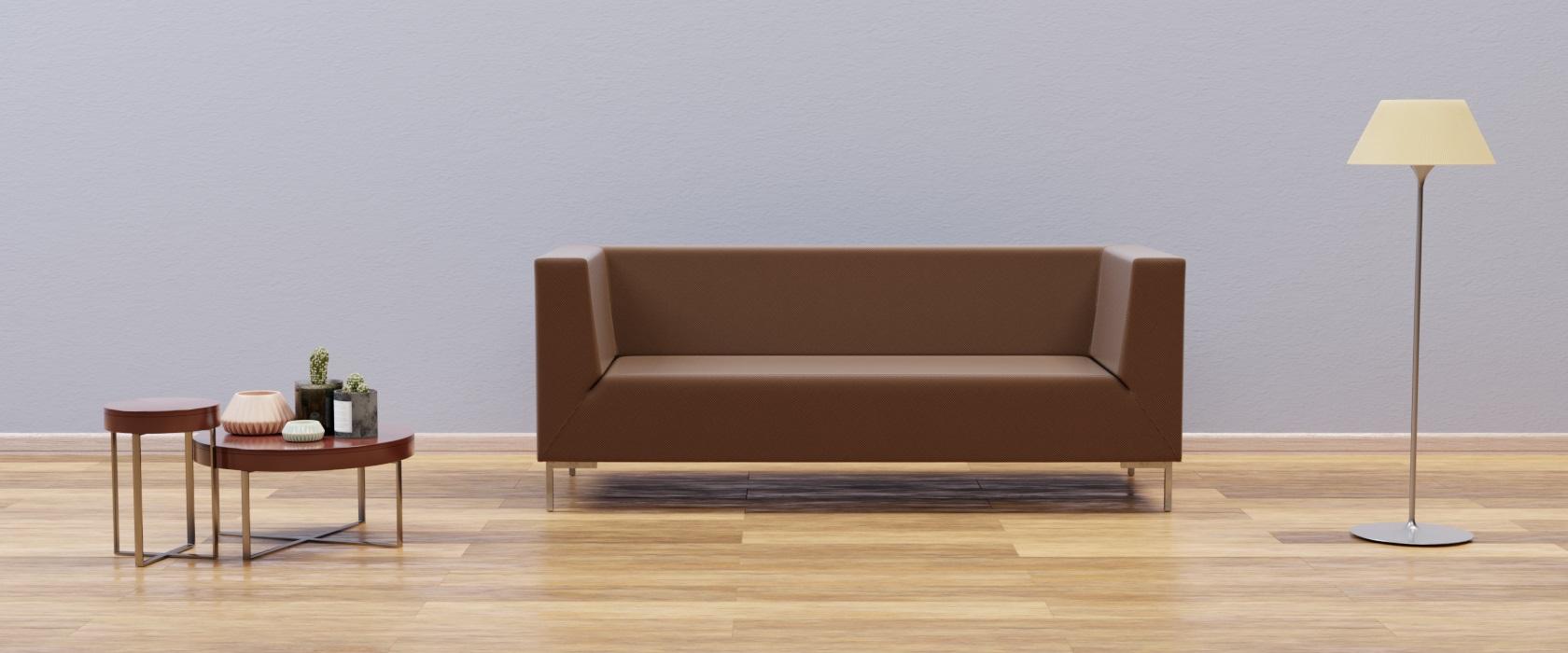Двухместный диван Livorno Club - Фото 2 - Pufetto