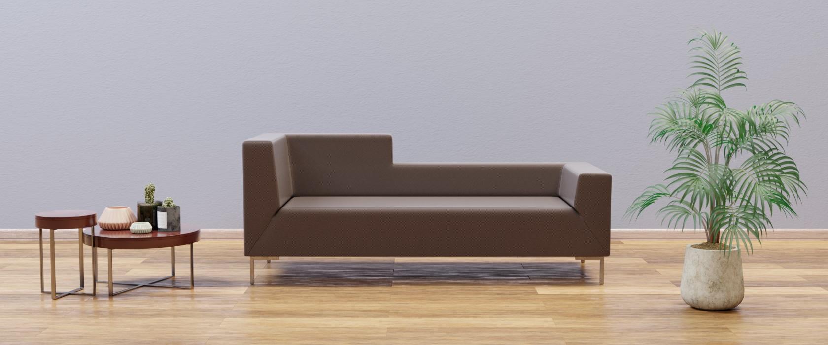 Двухместный диван Livorno Mix - Фото 2 - Pufetto