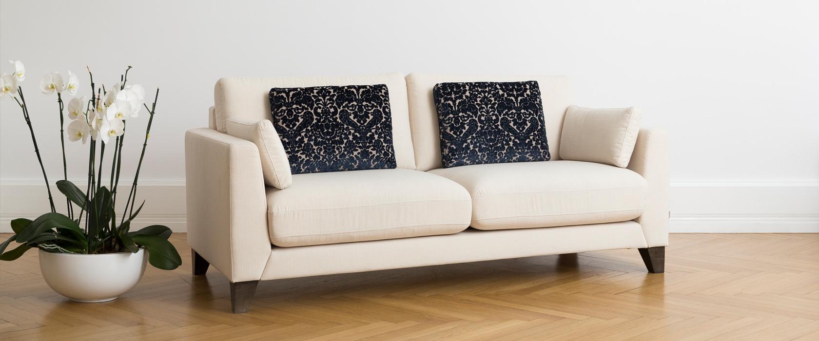 Двухместный диван Paolo - Фото 1 - Pufetto