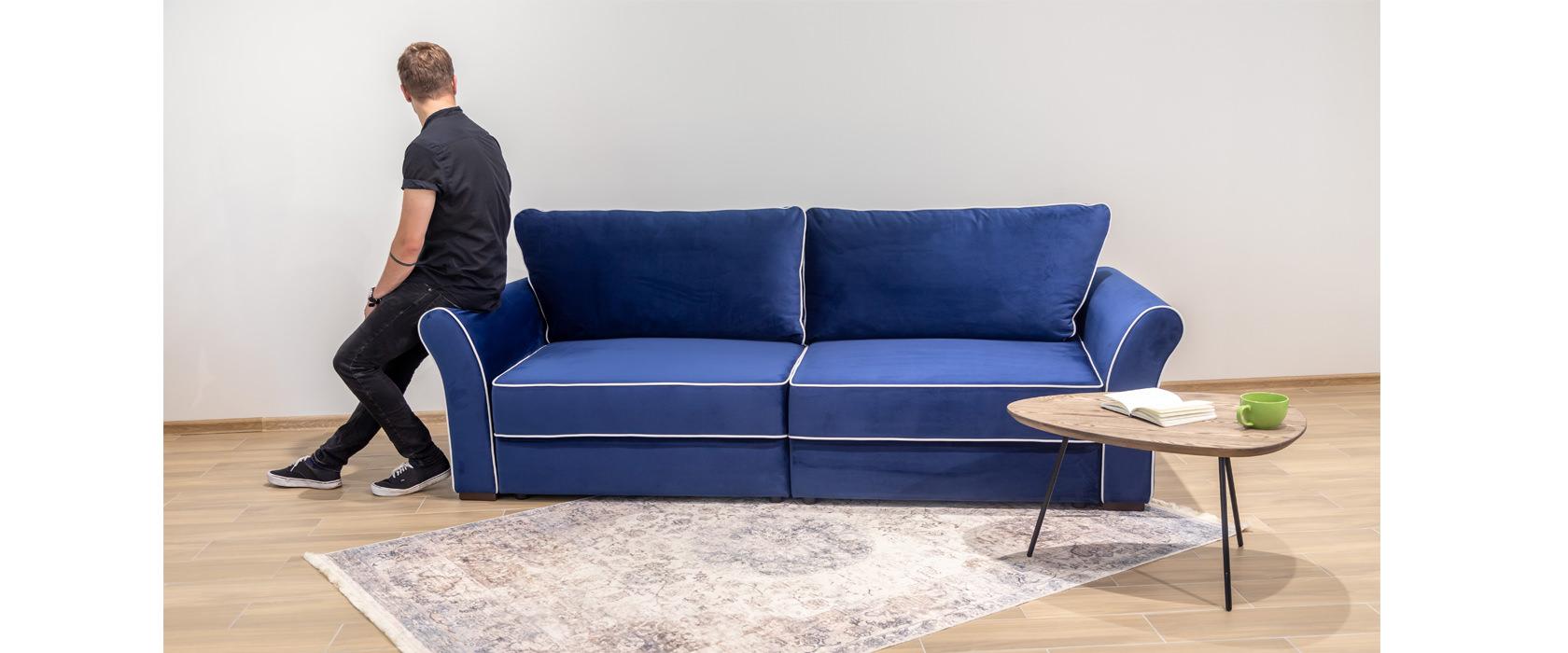 Трехместный диван Amadeo - Фото 1 - Pufetto