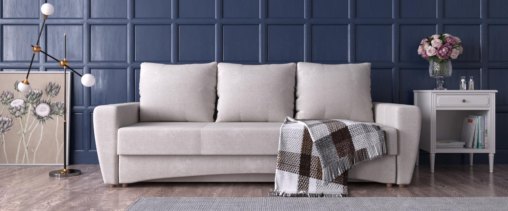 Трехместный диван Andrea - Фото 1 - Pufetto