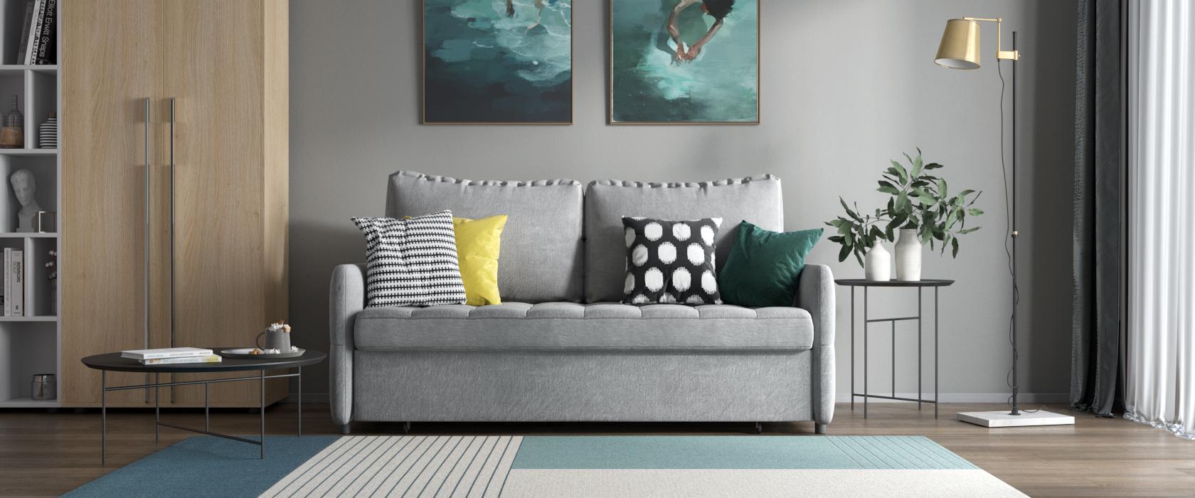 Тримісний диван Gracia - Фото 2 - Pufetto
