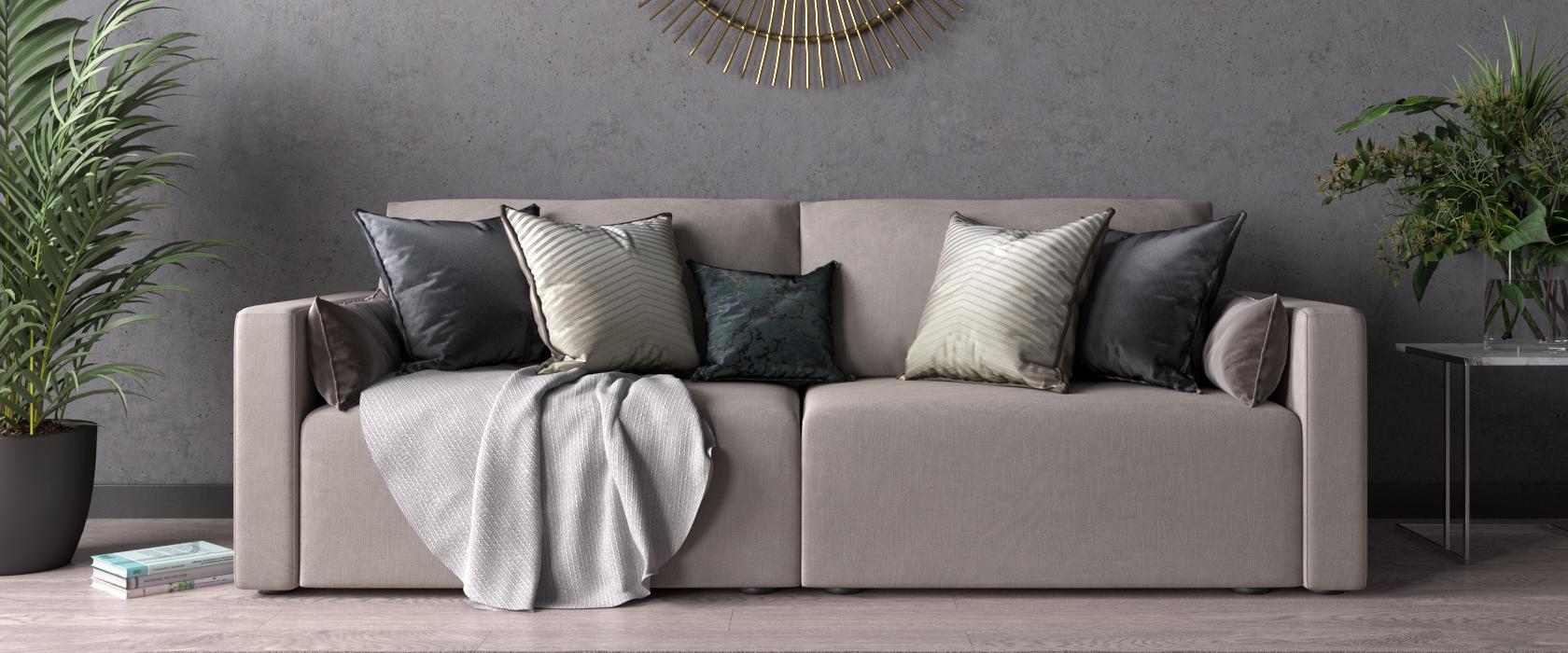 Трехместный диван Greta - Фото 2 - Pufetto