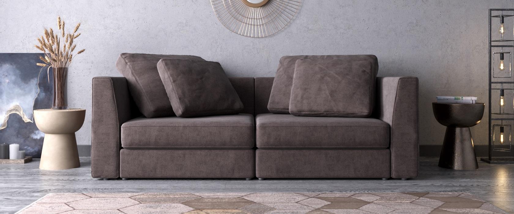 Трехместный диван Lisboa - Фото 1 - Pufetto