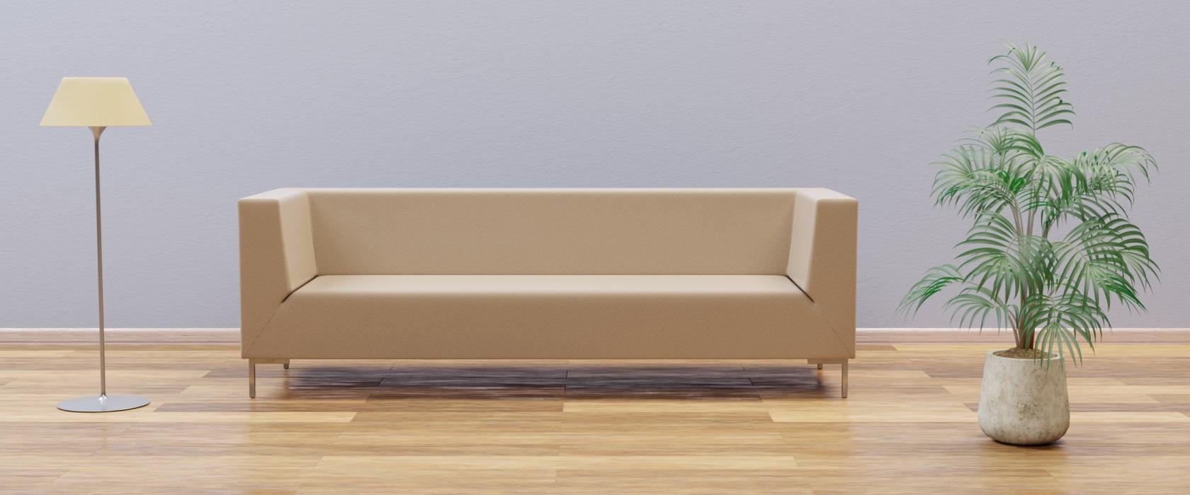 Трехместный диван Livorno Club - Фото 2 - Pufetto