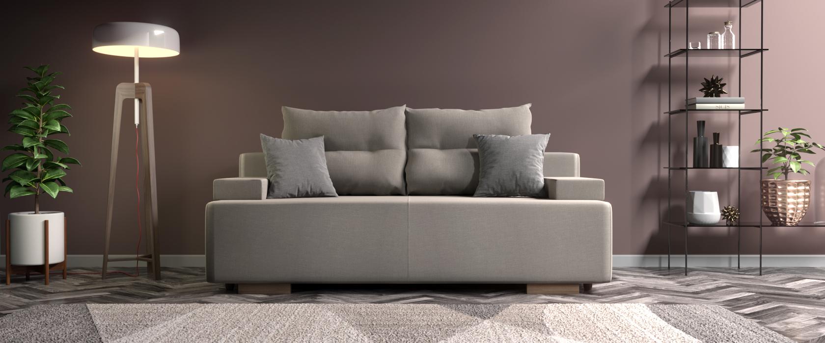 Трехместный диван Marta - Фото 1 - Pufetto