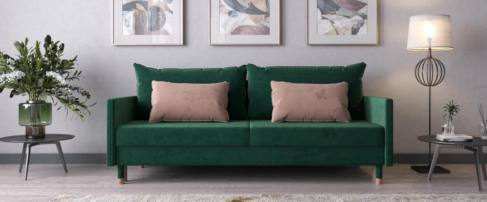 Трехместный диван Martino - Фото 2 - Pufetto