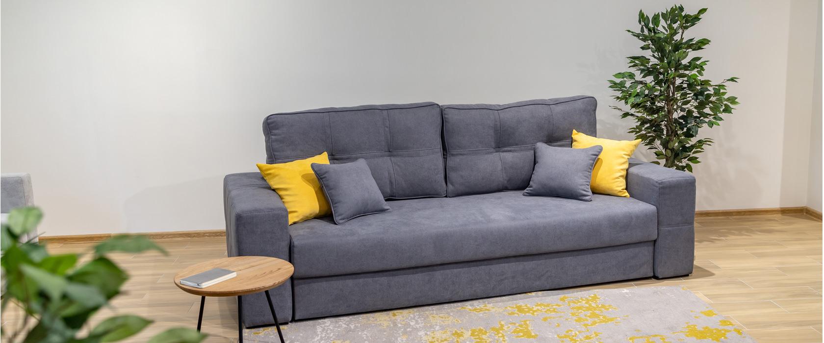 Трехместный диван Matteo - Фото 1 - Pufetto