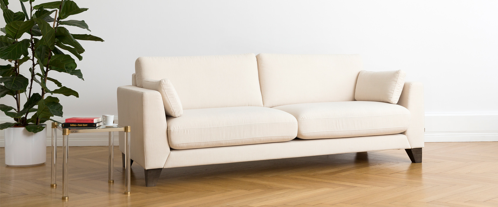 Трехместный диван Paolo - Фото 1 - Pufetto