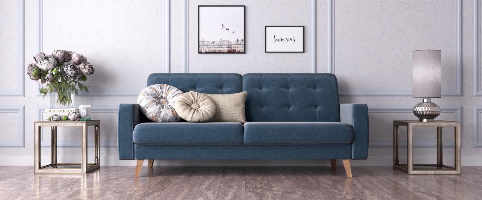 Тримісний диван Savoia - Фото 2 - Pufetto