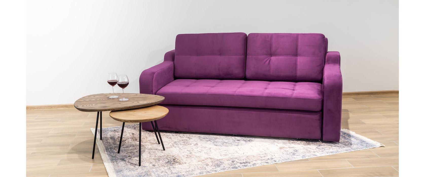 Трехместный диван Vito - Фото 1 - Pufetto