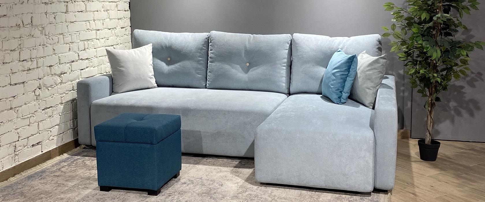 Угловой диван Adriano - Фото 2 - Pufetto