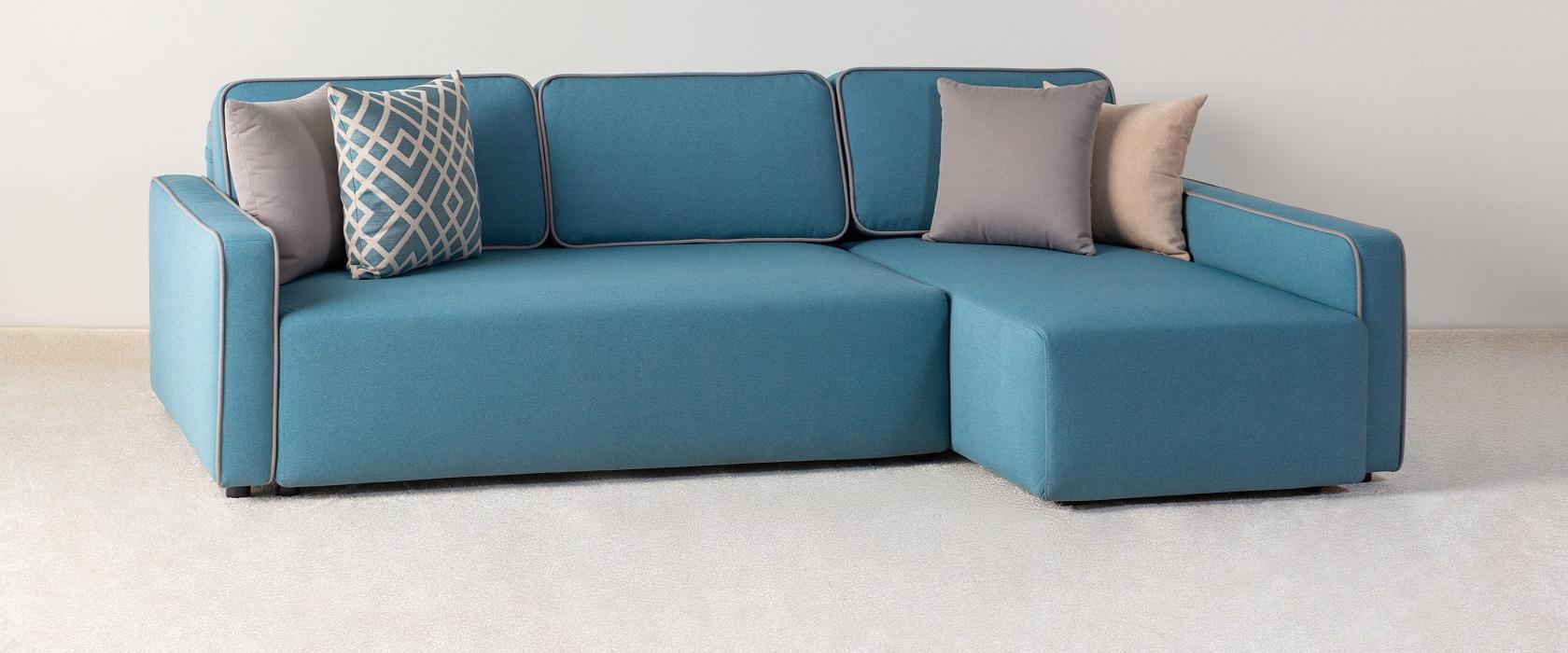 Угловой диван Alonzo - Фото 2 - Pufetto