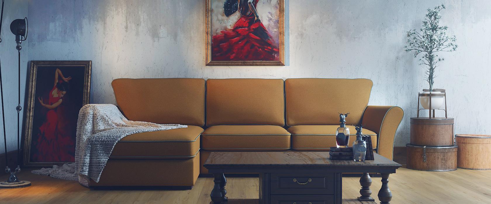 Угловой диван Amadeo - Фото 2 - Pufetto
