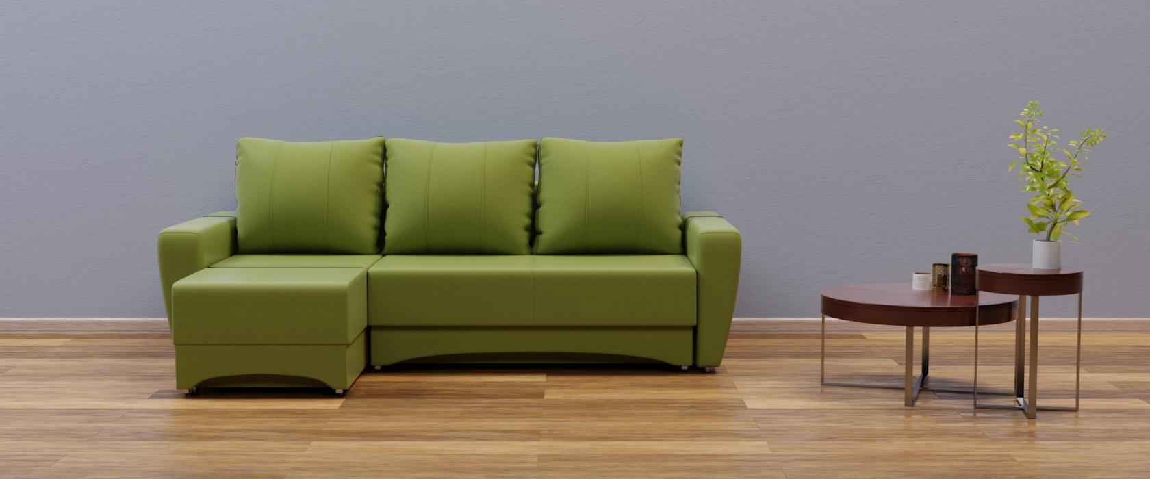 Угловой диван Andrea - Фото 2 - Pufetto