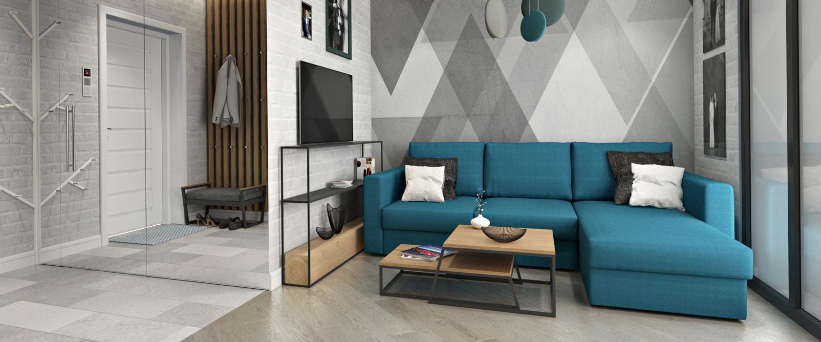 Угловой диван Bianca - Фото 2 - Pufetto