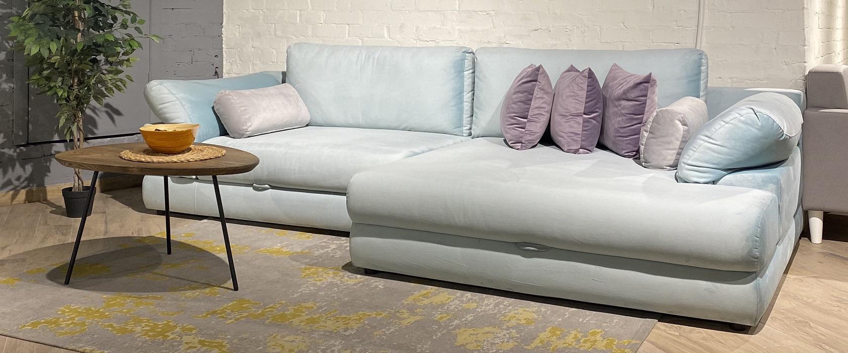 Угловой диван Claudia - Фото 2 - Pufetto