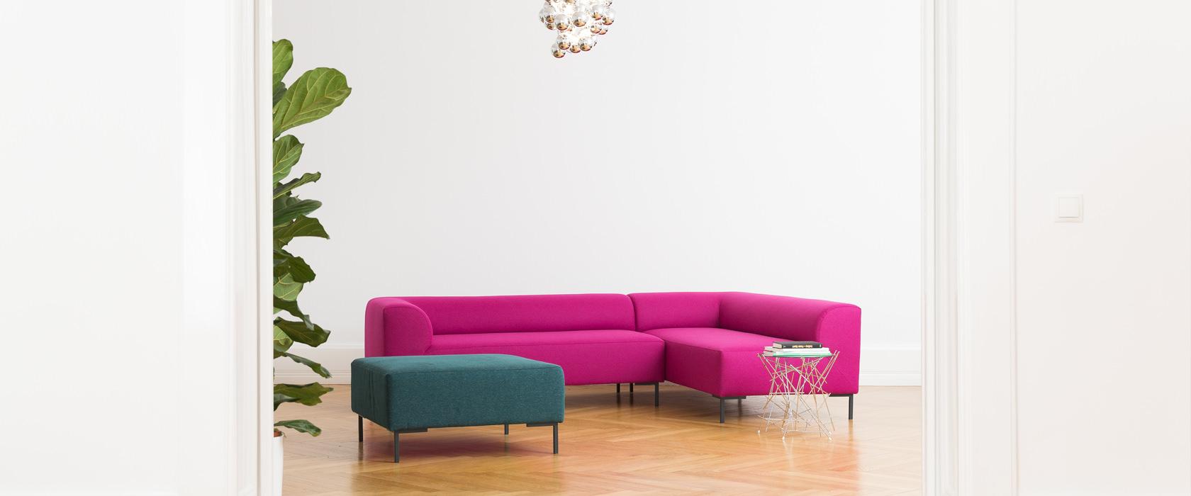 Угловой диван Fernando - Фото 2 - Pufetto