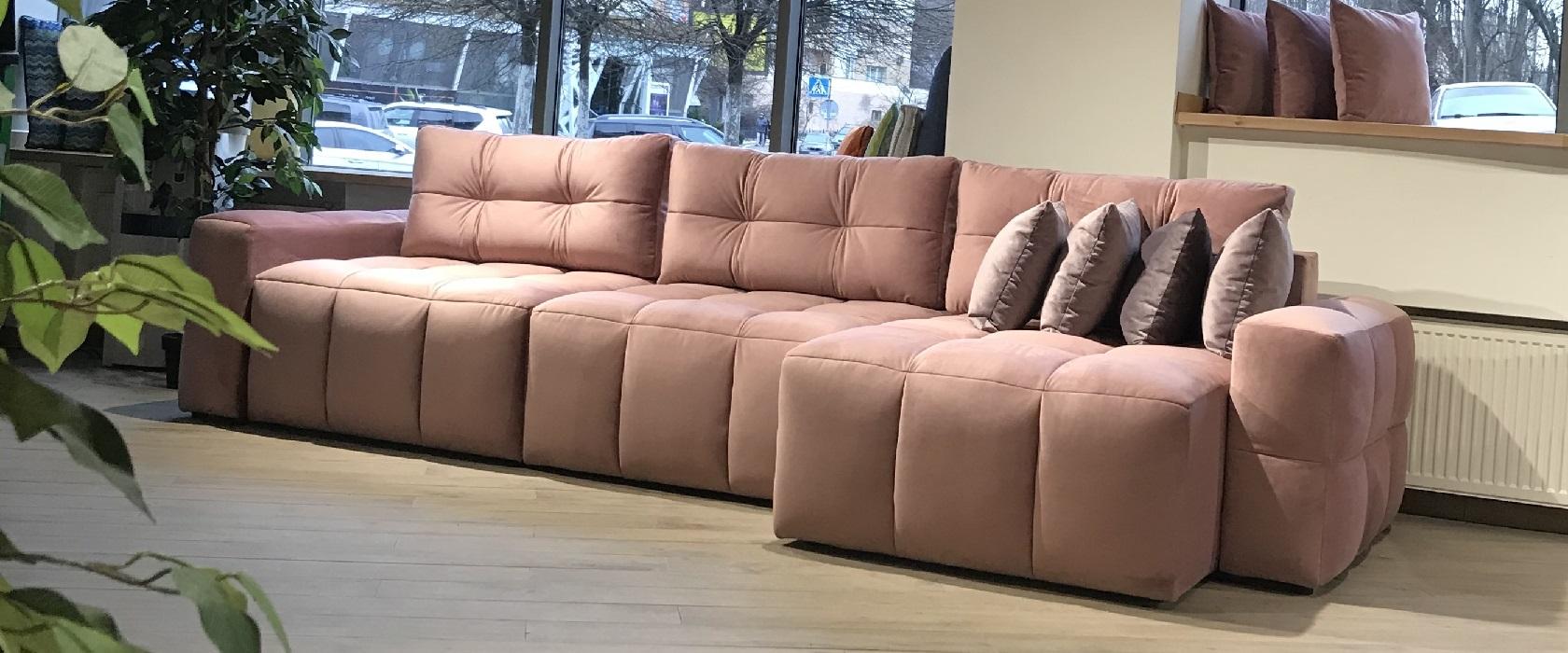 Угловой диван Leonardo - Фото 2 - Pufetto