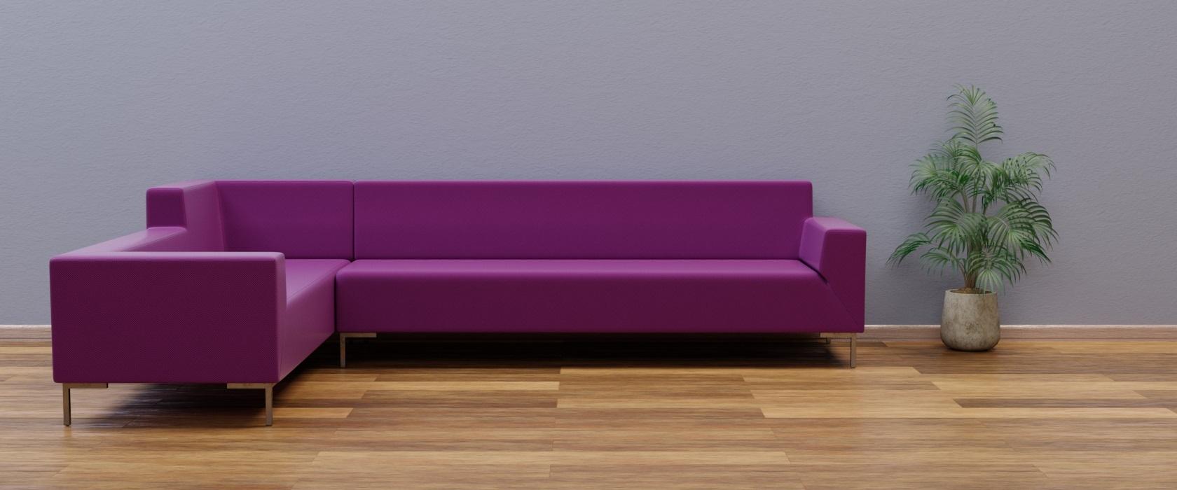 Угловой диван Livorno Mix - Фото 2 - Pufetto