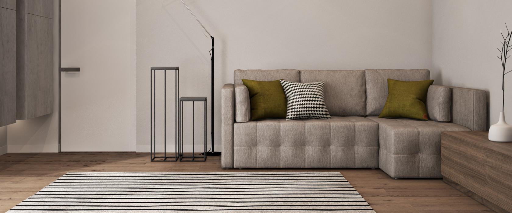 Угловой диван Sofia - Фото 1 - Pufetto