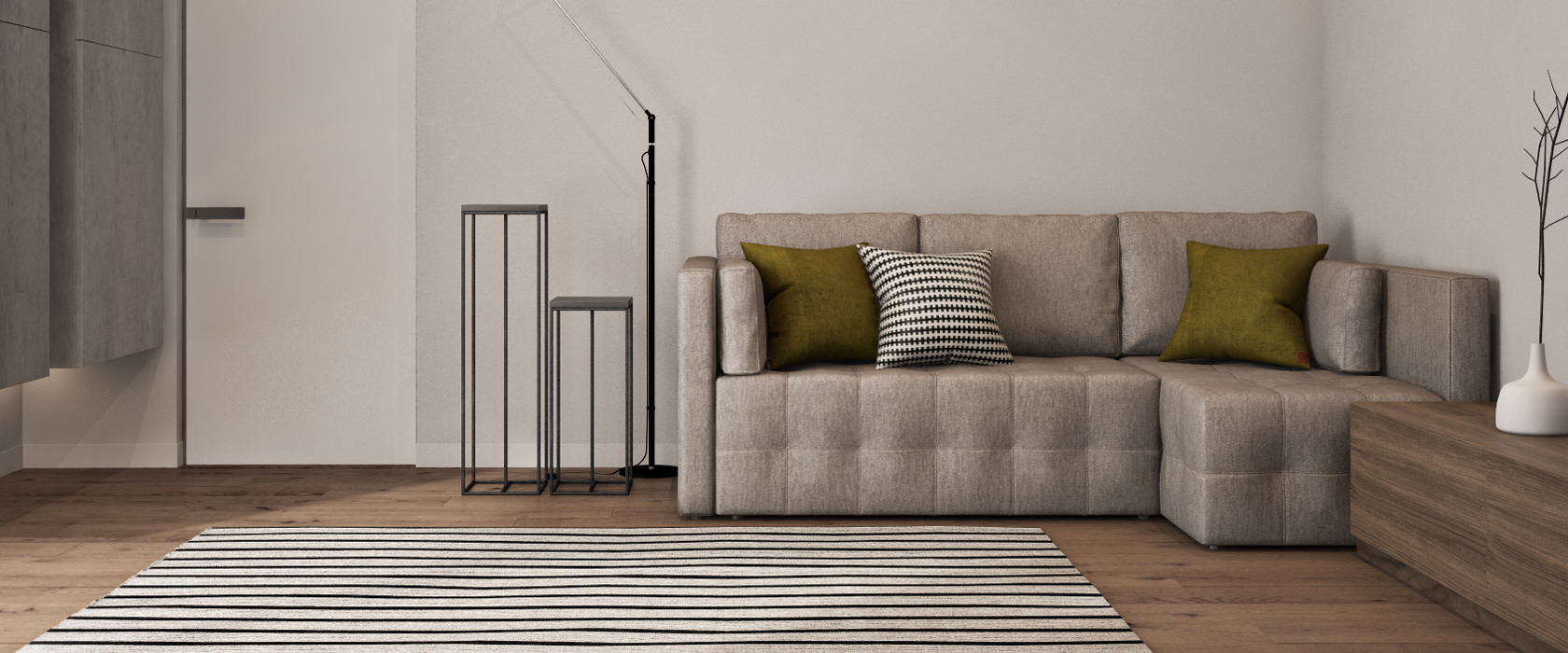 Кутовий диван Sofia - Фото 2 - Pufetto
