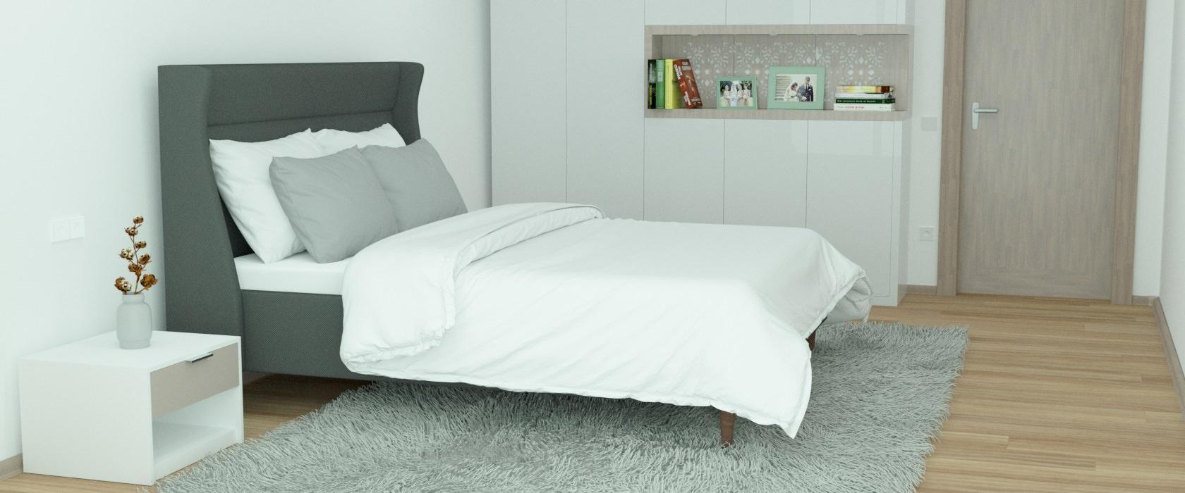 Кровать Crona - Фото 2 - Pufetto