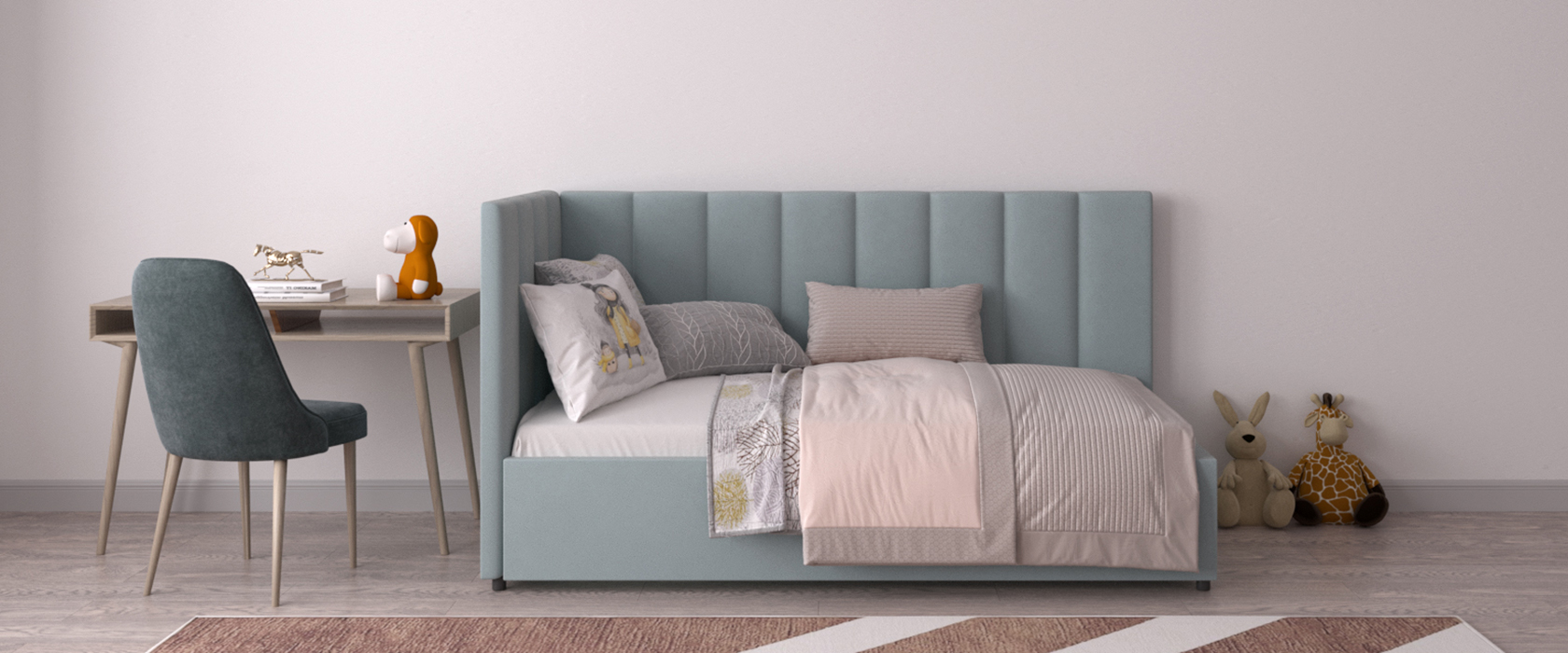 Кровать Fabiana - Фото 2 - Pufetto