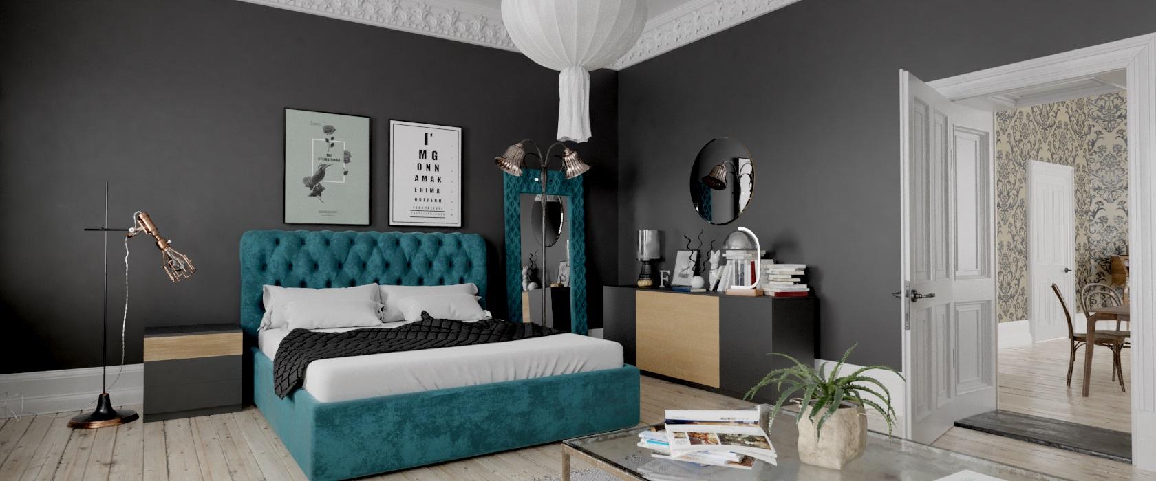 Кровать Milania - Фото 2 - Pufetto