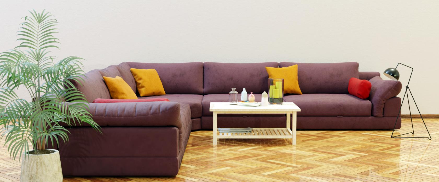 Модульний диван Claudia 355x355 - Фото 2 - Pufetto