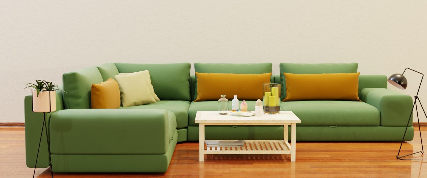Модульний диван Dario 355x255 - Фото 2 - Pufetto