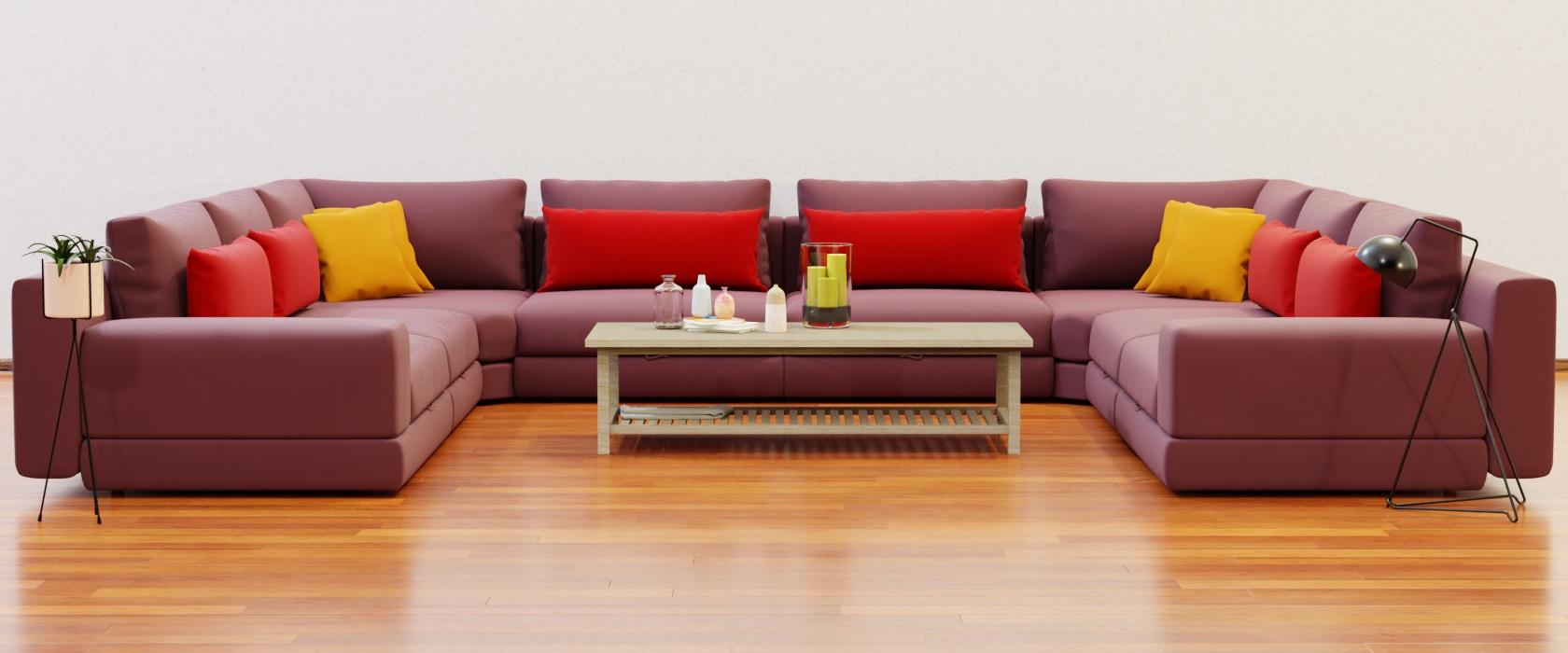 Модульний диван Dario 440x355 - Фото 2 - Pufetto