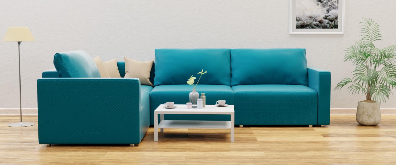 Модульний диван Greta 317x217 - Фото 2 - Pufetto