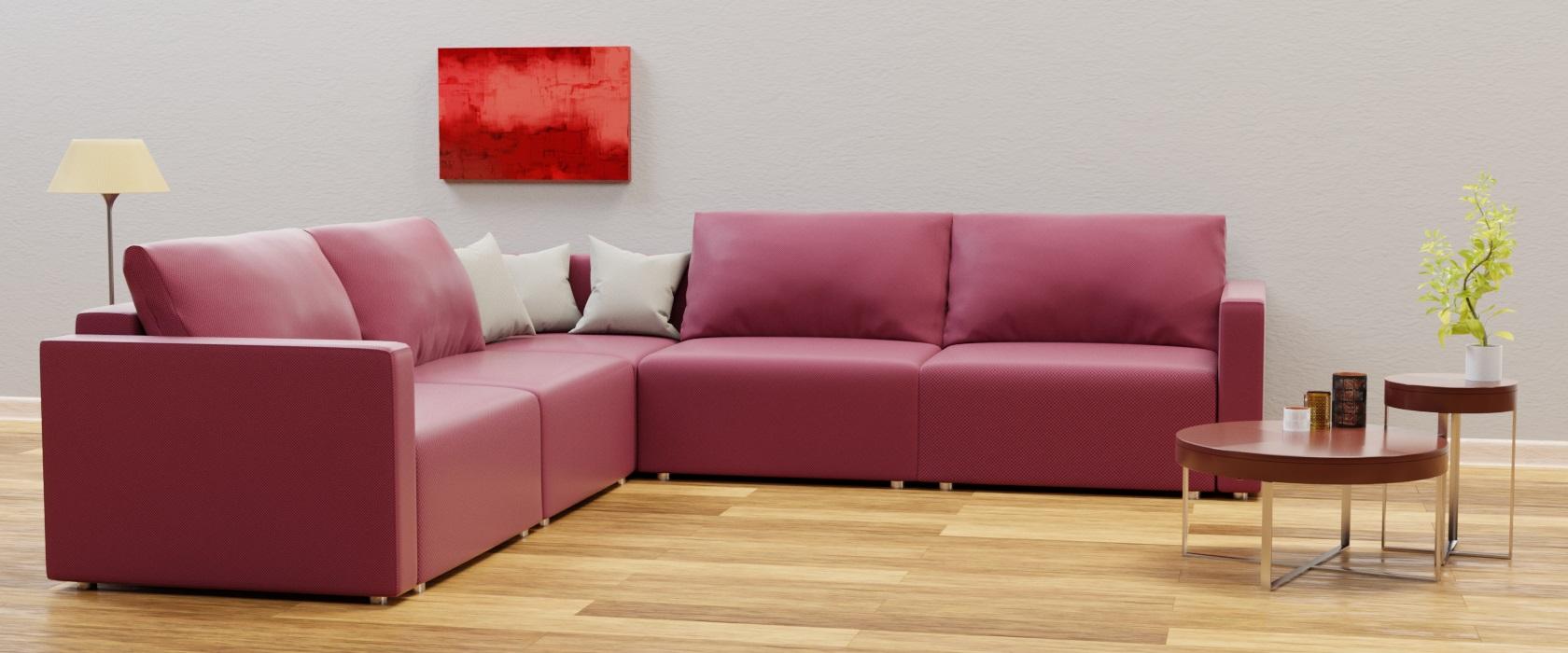 Модульный диван Greta 317x317 - Фото 2 - Pufetto