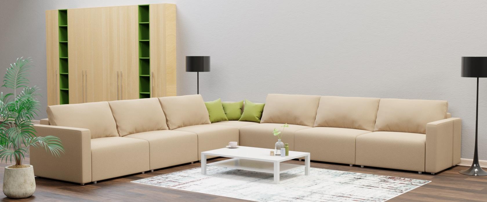 Модульный диван Greta 417x417 - Фото 2 - Pufetto