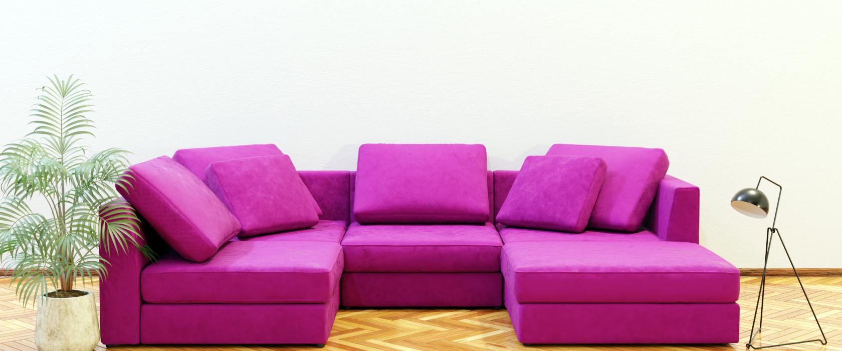 Модульный диван Lisboa 288x216 - Фото 2 - Pufetto