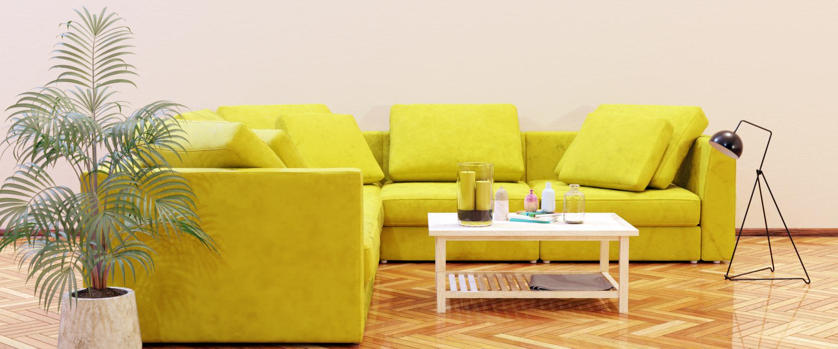 Модульный диван Lisboa 306x306 - Фото 2 - Pufetto
