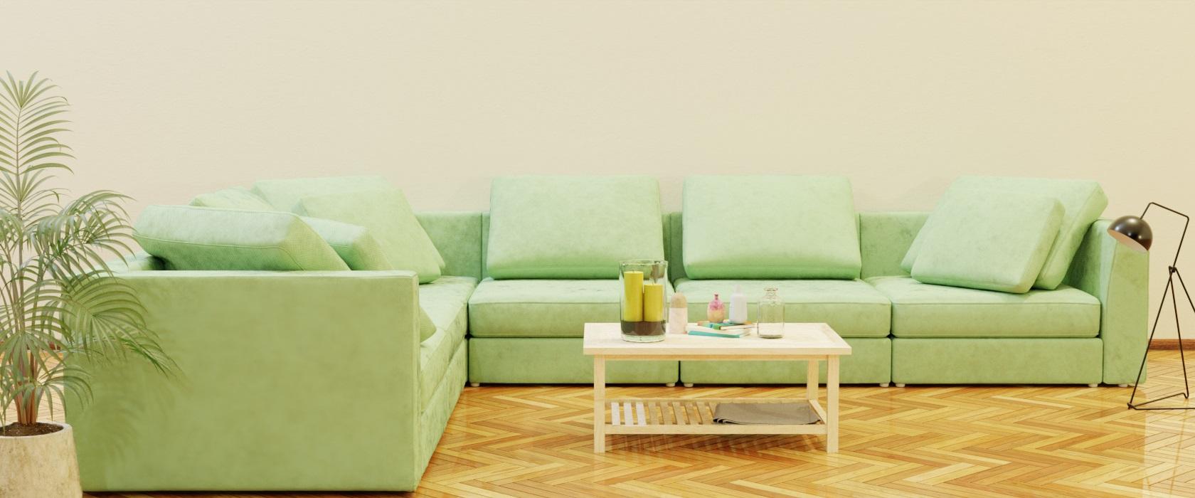 Модульный диван Lisboa 396x306 - Фото 2 - Pufetto