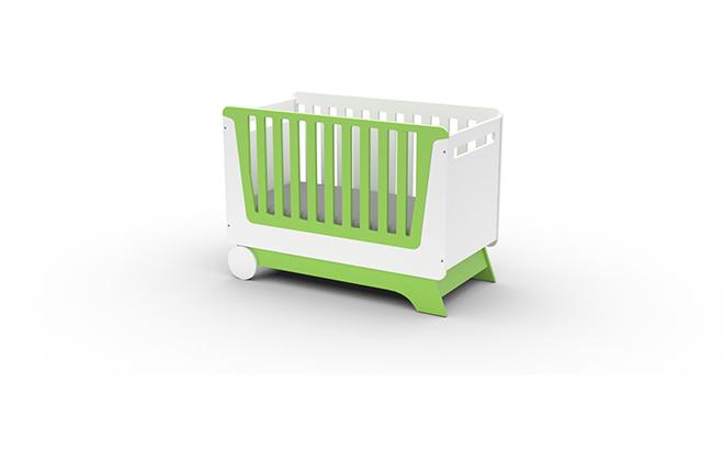 Кровать детская Nova Kit Roll and Box