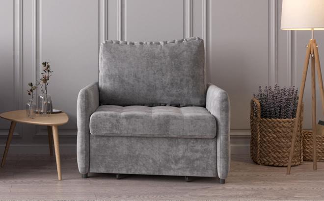Розкладне крісло Gracia в інтер'єрі