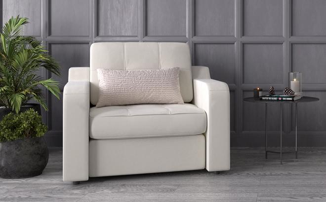 Раскладное кресло Vito в интерьере