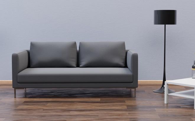 Двухместный диван Augusto в интерьере