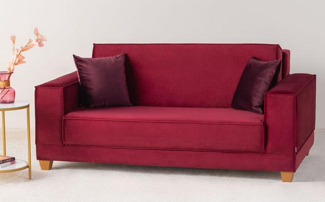Двухместный диван Cosima в интерьере