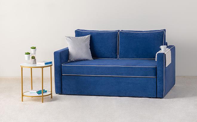 Двомісній диван Mattone в інтер'єрі