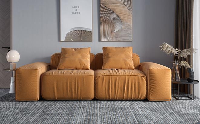 Трехместный диван Abele Classic в интерьере